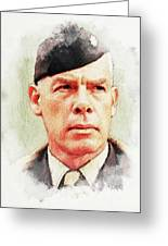 Lee Marvin Greeting Card