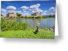 Leeds Castle Kent Greeting Card