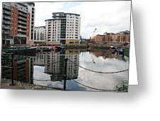 Leeds Doc Greeting Card