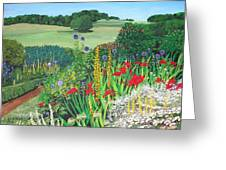 Leeds Garden Greeting Card