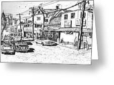 Leeside Tavern Greeting Card