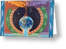 Legacy Mandala Greeting Card