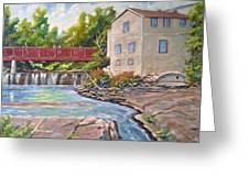 Legare Mill Greeting Card