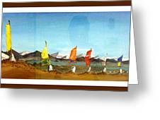 Leh Series 001 Greeting Card