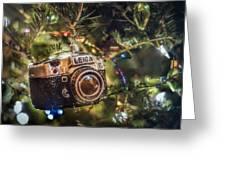 Leica Christmas Greeting Card