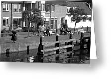 Leiden Greeting Card