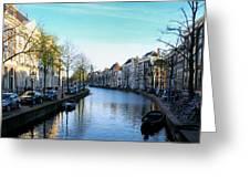 Leiden, Holland Greeting Card