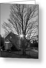 Leith Presbyterian Church Greeting Card