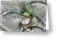 Lemniscatic Fancy  Id 16098-021154-72820 Greeting Card