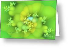 Lemon Juice Greeting Card