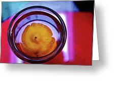 Lemonade In Red Greeting Card