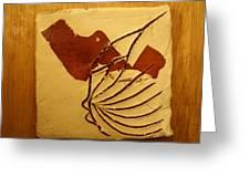Leonard - Tile Greeting Card
