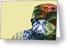 Les Talismans De Temps Greeting Card