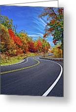 Let It Roll - Pennsylvania Greeting Card