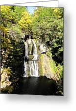 Let Their Be Waterfalls I Greeting Card