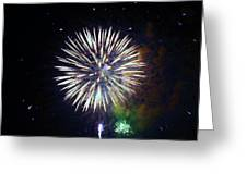 Lets Celebrate Greeting Card