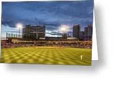 Let's Play Ball  Greeting Card