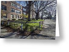 Lew Wallace High School April 2015 017 Greeting Card