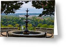 Libby Hill Park Greeting Card
