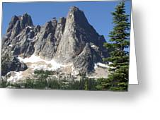 Liberty Bell Mountain Greeting Card