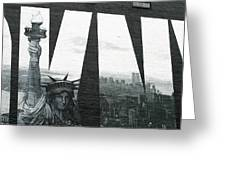 Liberty To All Greeting Card