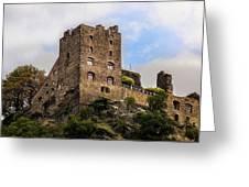 Liebenstein Castle Greeting Card