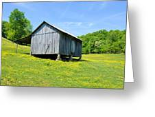 Lieper's Fork Cabin Greeting Card