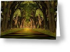 Life's Journey Greeting Card