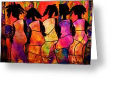 Lifes Journey Greeting Card
