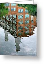 Life's Reflections Greeting Card