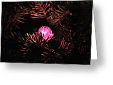 Light Greeting Card