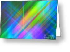 Light Color Hatch Greeting Card