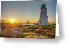 Light House  Greeting Card