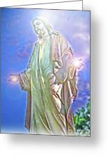 Light Of Life Greeting Card