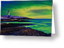 Lighthouse 4 Greeting Card