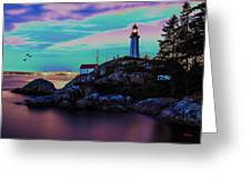 Lighthouse 5 Greeting Card