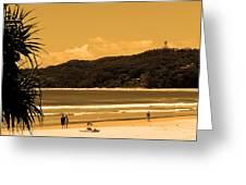 Lighthouse Byron Bay Greeting Card