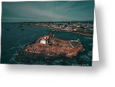 Lighthouse IIi Greeting Card