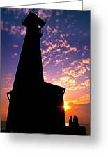 Lighthouse Lovers Greeting Card