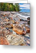 Lighthouse Point Greeting Card