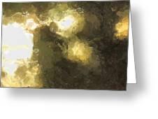 Lighting The Way Greeting Card