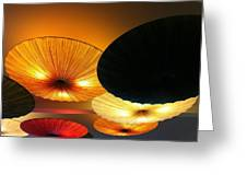 Lights Greeting Card