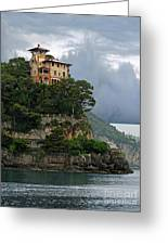 Liguria. Riviera Di Levante  Greeting Card