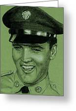 Like Any Other Soldier Greeting Card