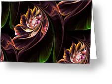 Lilies Greeting Card