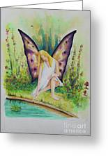 Lilly Greeting Card