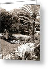 Lilly Pond Marx Greeting Card