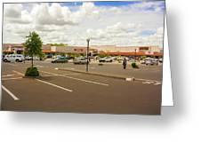 Lilongwe City Mall Greeting Card