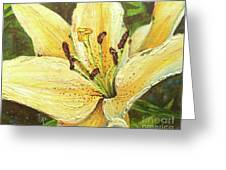 Lily Dream Greeting Card