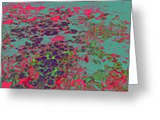 Lilypad 13 9 Greeting Card